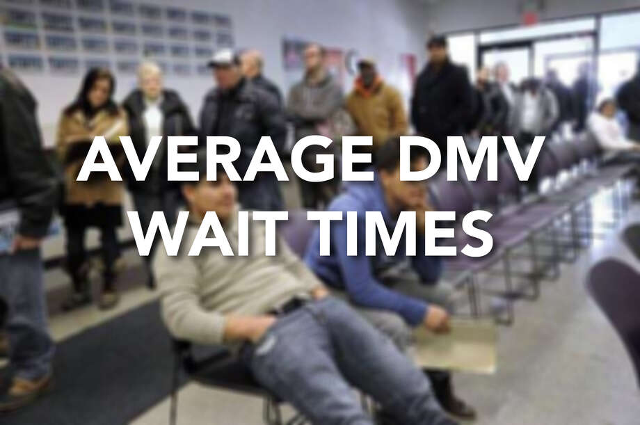 Continue ahead to see average Connecticut DMV wait times in August 2019 compared to August 2018 Photo: Contributed