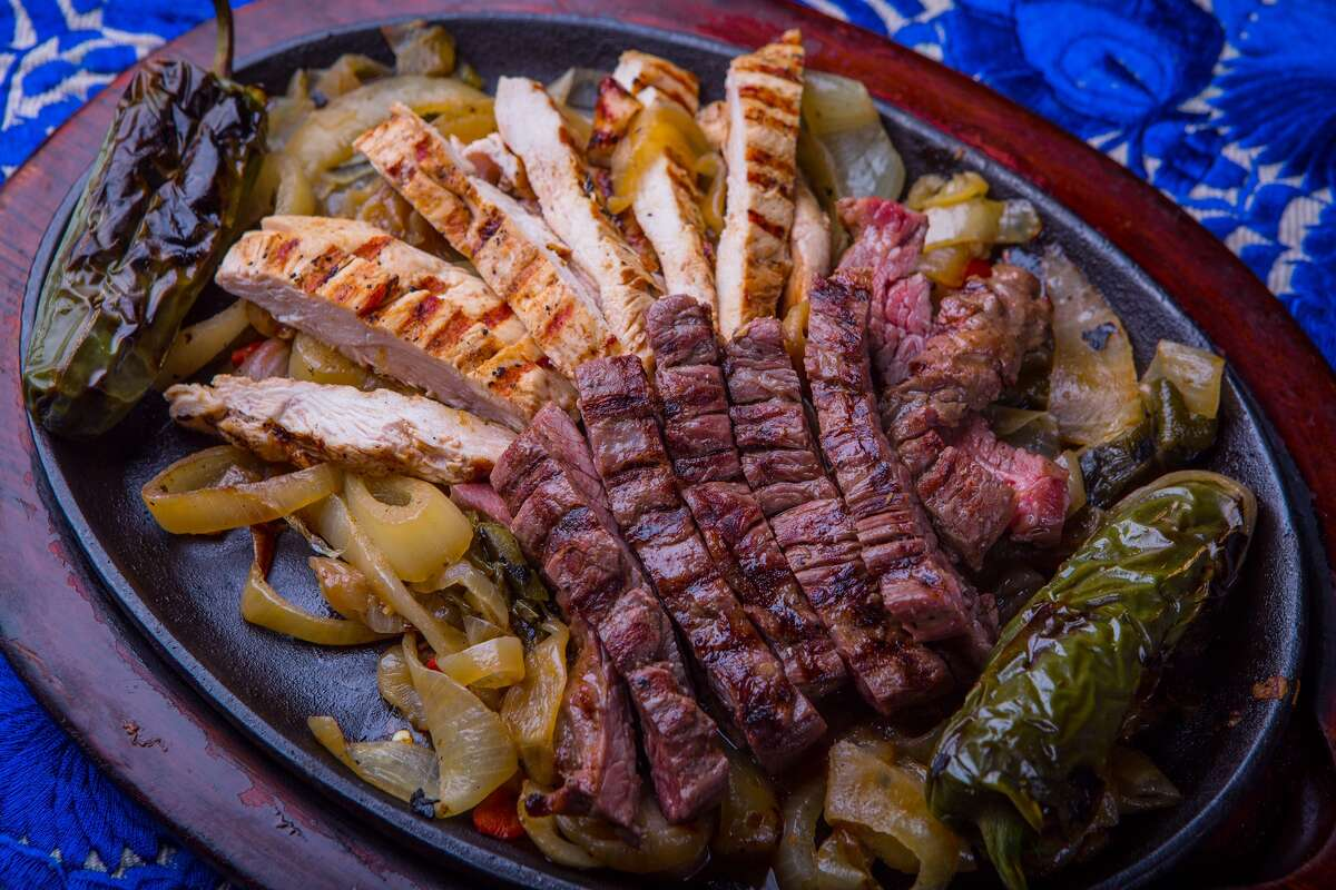 Arnaldo Richards' PicosAddress:3601 Kirby, HoustonFamily Fajita Meal: Includes choice of beef, chicken or beef tenderloin fajitas with caramelized onions & roasted poblano peppers, fresh guacamole salad, pico de gallo, red & green salsas frescas, sour cream, grated cheddar cheese, housemade corn chips and rice, beans and tortillas. ($68-$78)Family Enchilada dinner: Choice of Beef, Chicken or Cheese Enchiladas, served with choice of rice and beans and pico de gallo. ($36)Find more family-sized dinners from Picos online here.