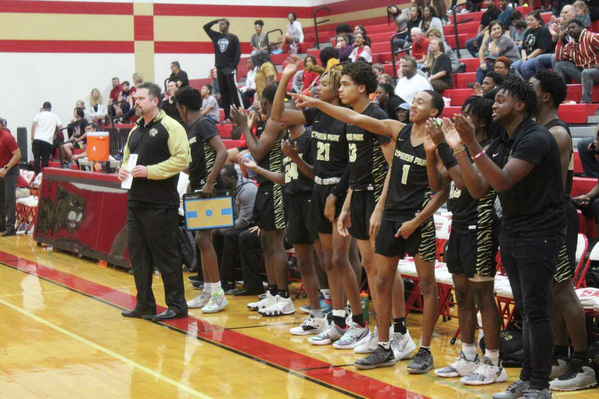 After winning four games in its first varsity season in history, Cy Park has secured a top four spot in District 14-6A under head coach Alex Denson.