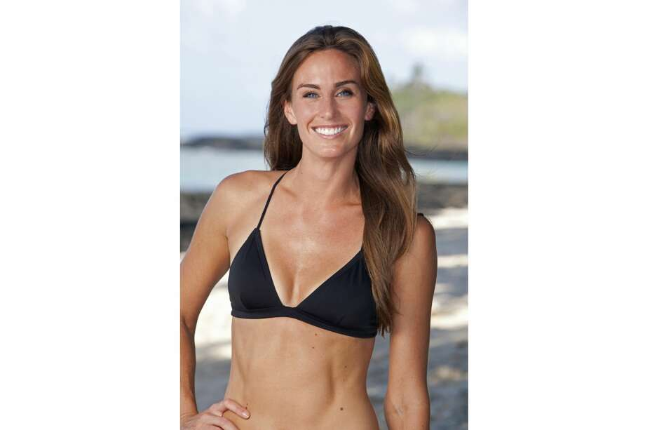 """San Antonio native Kim Spradlin-Wolfe and season 24 winner of """"Survivor"""" returns to the CBS reality competition show Wednesday night as part of its 40th season. Photo: CBS Photo Archive/CBS Via Getty Images / 2011 CBS Photo Archive"""