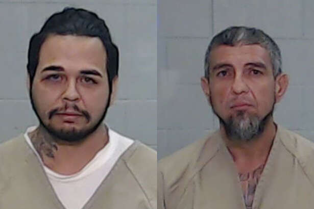 Conrad Cortez, 42, and Ernesto Ortiz Jr., 32, were charged with burglary of a habitation, a second-degree felony, according to a release from Odessa Police Department. Ortiz also was charged with evading arrest or detention, a class A misdemeanor; resisting arrest, a class A misdemeanor; and manufacture or delivery of a controlled substance, a state jail felony.