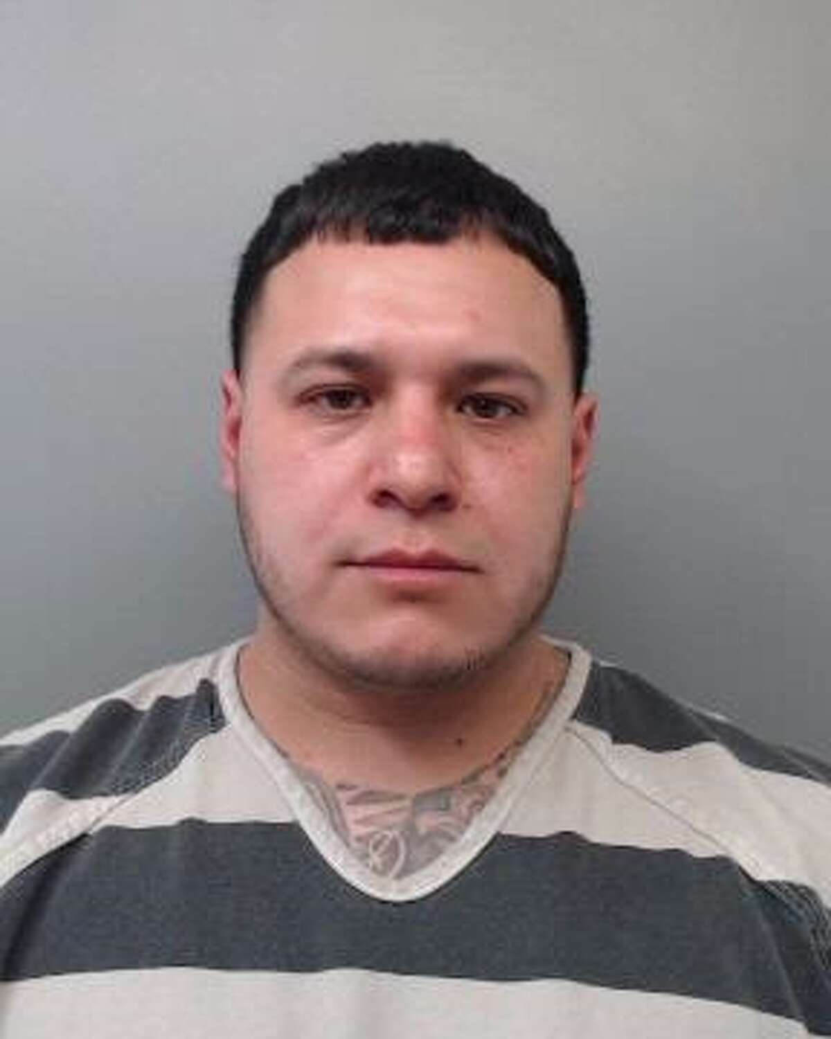Roy Ramirez, 25, was arrested and charged with reckless driving.