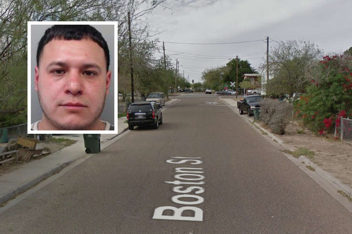 A man landed behind bars for allegedly driving recklessly in the central Laredo area, authorities said.