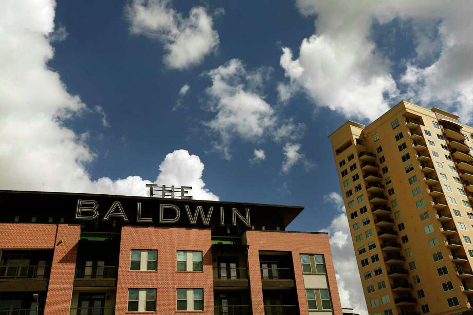 Activists have complained that rents at The Baldwin at St. Paul Square, a project supported by the trust, are too expensive for East Side residents. Photo: William Luther / © 2018 San Antonio Express-News