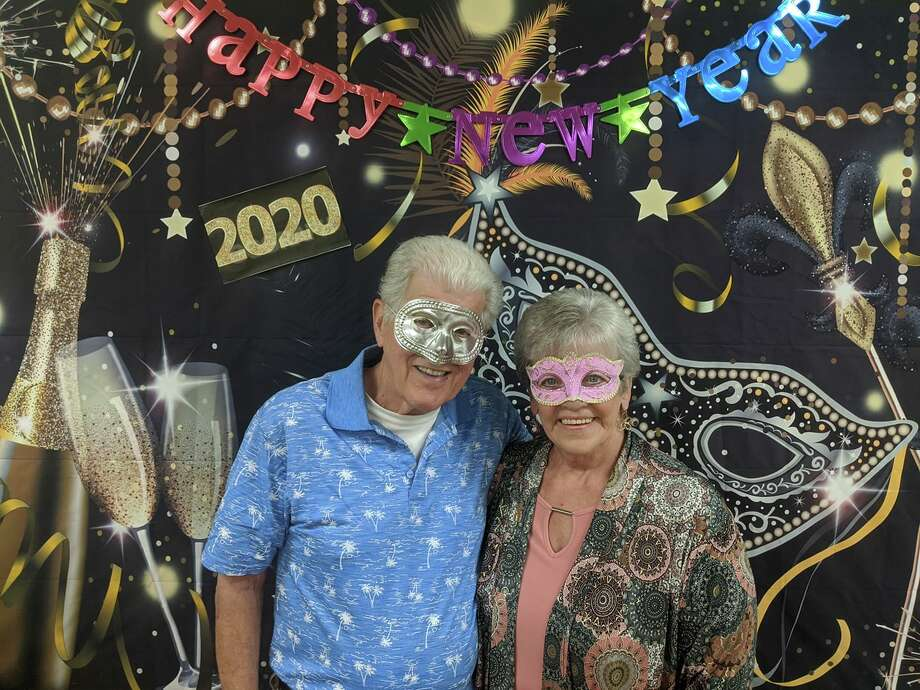 """""""Dave and Gail Wyatt married 52 years."""" Photo submitted by Gail Wyatt Photo: Courtesy Photo"""