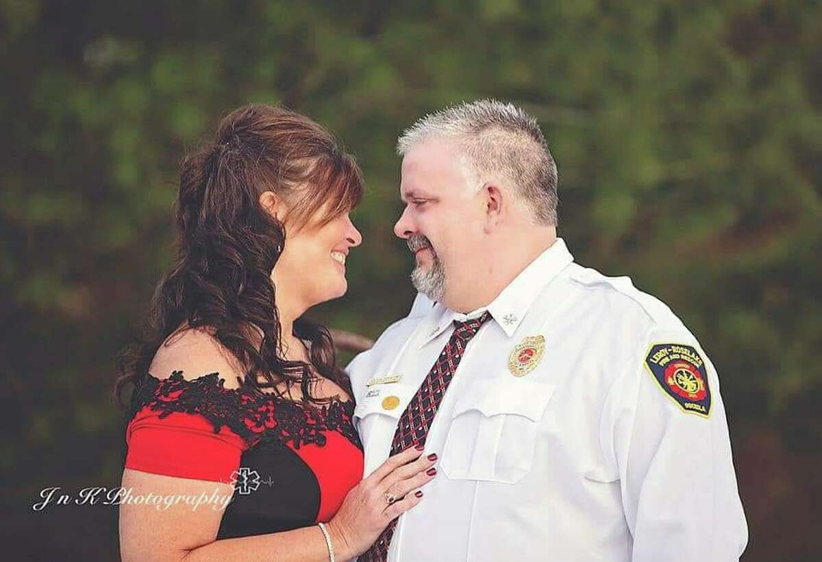 """""""My love!!! (Joshua) Married 12 years."""" Photo submitted by Pamela Hoaglund"""