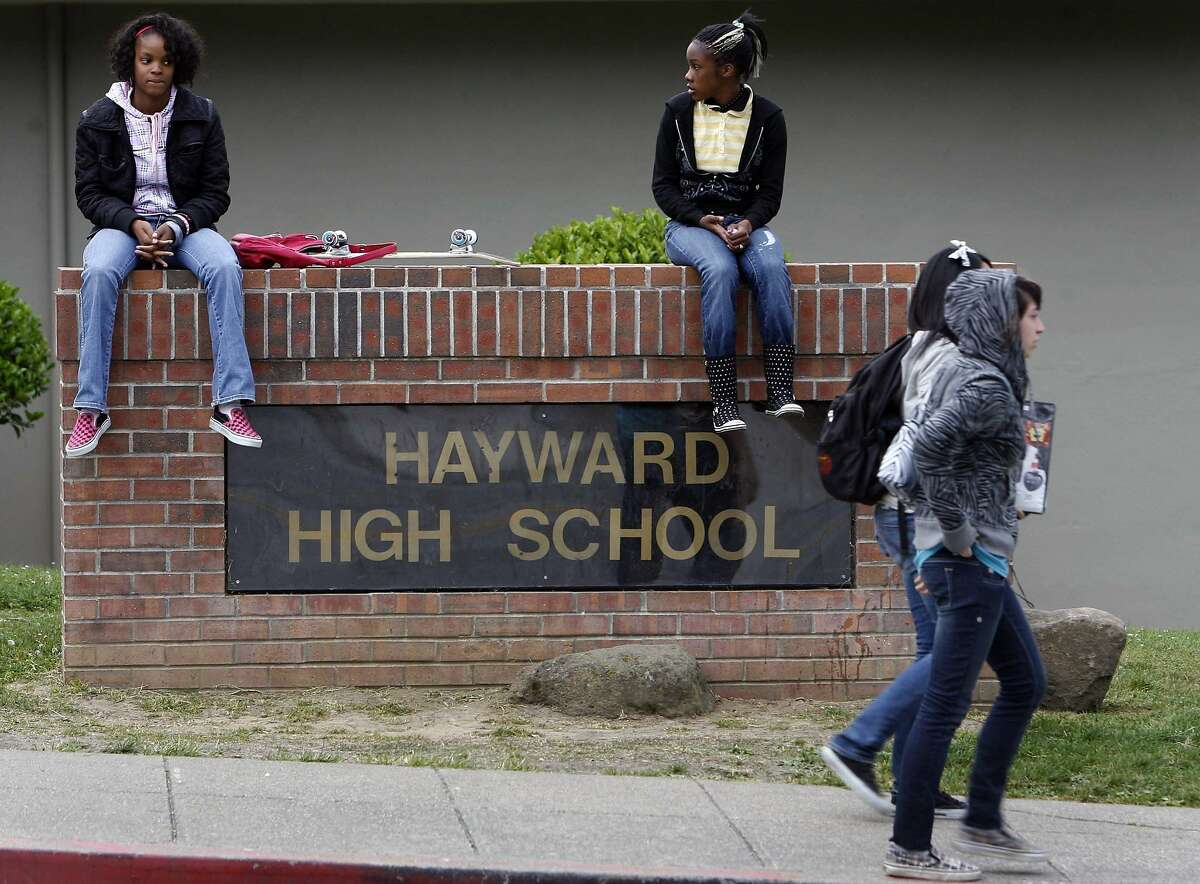He grew up in Hayward, and attended both Hayward High (pictured above) and Mount Eden High.