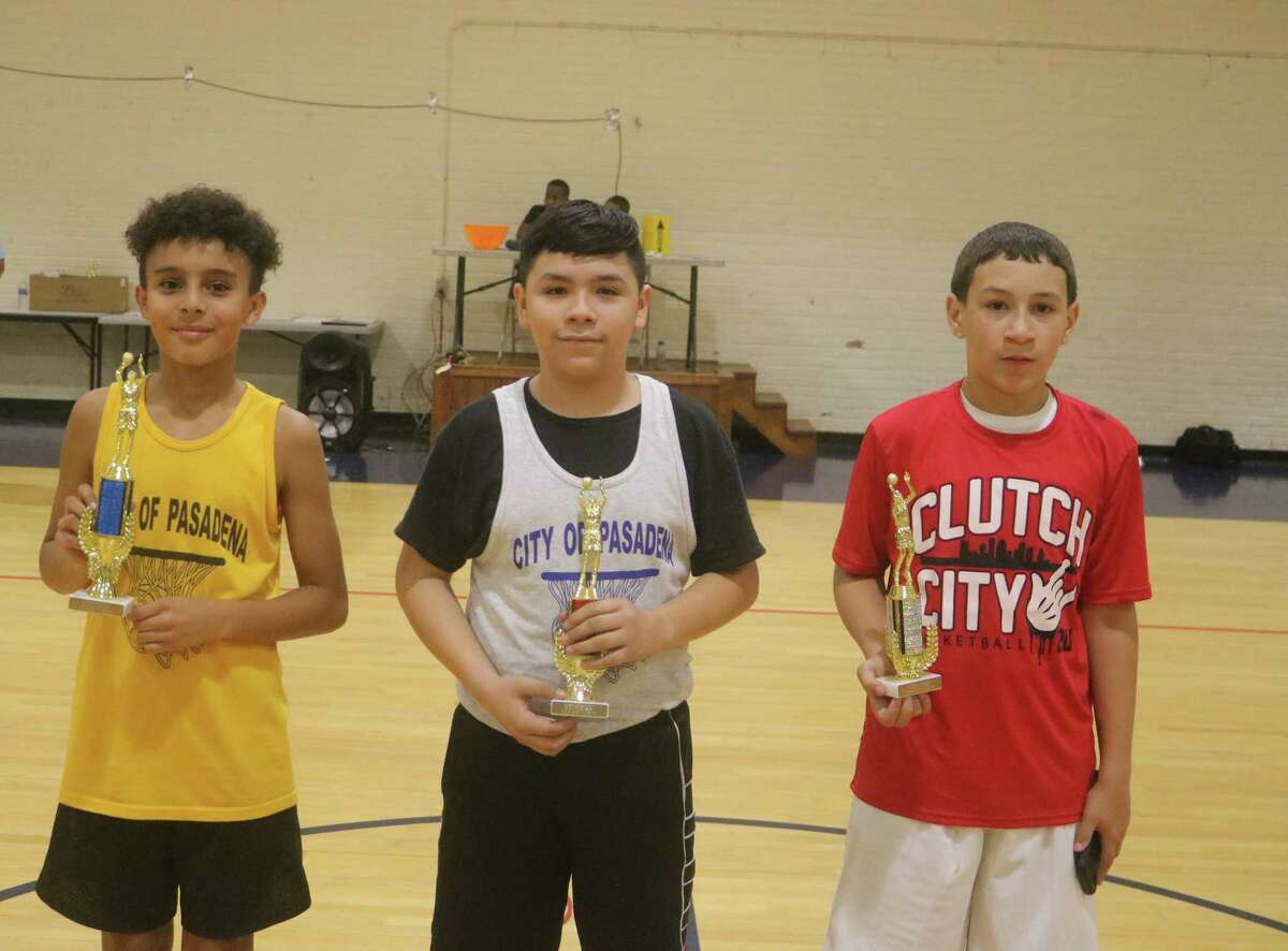 Jace Walker, Eduardo Martinez and Jayden Ramos claimed the top three trophies in the 11 and 12-year-old boys division.