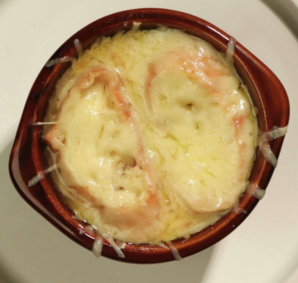 Parisian Onion soup. (Hillary Levin/St. Louis Post-Dispatch/TNS)