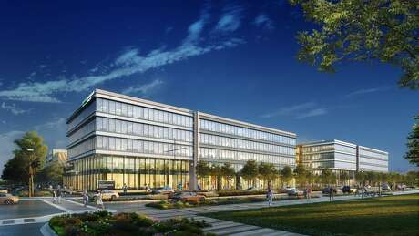 Hewlett Packard Enterprise will relocate to a new campus in CityPlace at Springwoods Village in spring 2022. Located at the southwest corner of East Mossy Oaks Road and Lake Plaza Drive, the development consists of two, 5-story buildings totaling approximately 440,000 square feet.