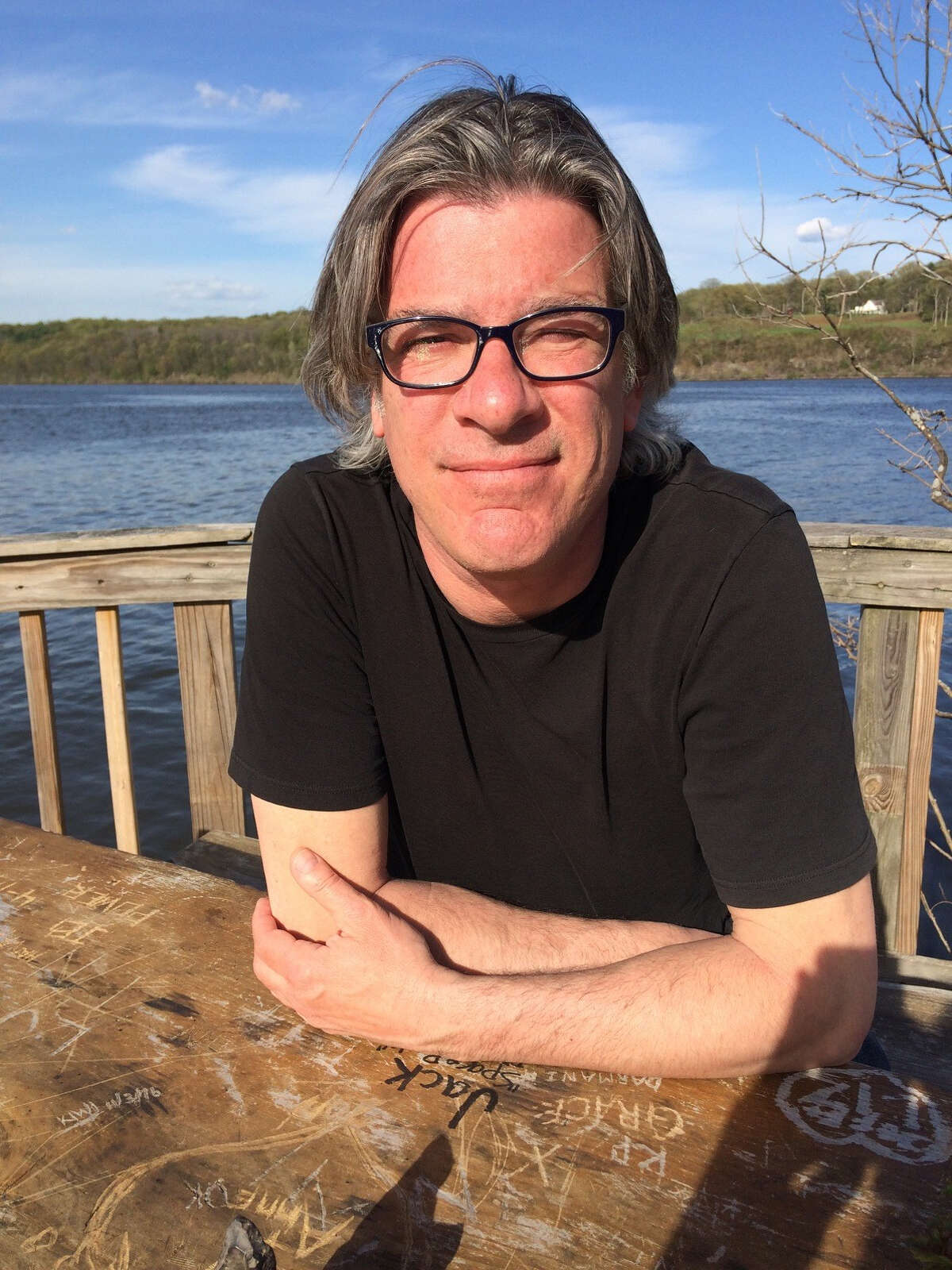 Hudson-based author David McDonald wrote
