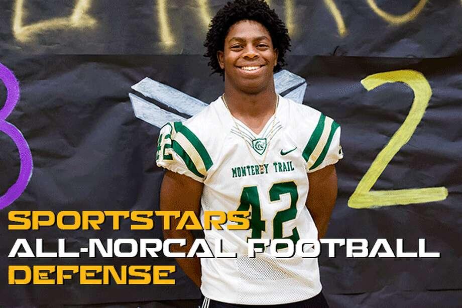 All-NorCal Football Defense 2019, Marcus Jones Photo: SportStars Magazine