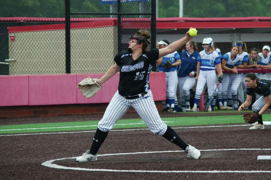 Friendswood sophomore Chloe Riassetto should be one of several pitchers Lady Mustang coach Christa Yates can count on this season. Photo: Kirk Sides / Staff Photographer / © 2019 Kirk Sides / Houston Chronicle