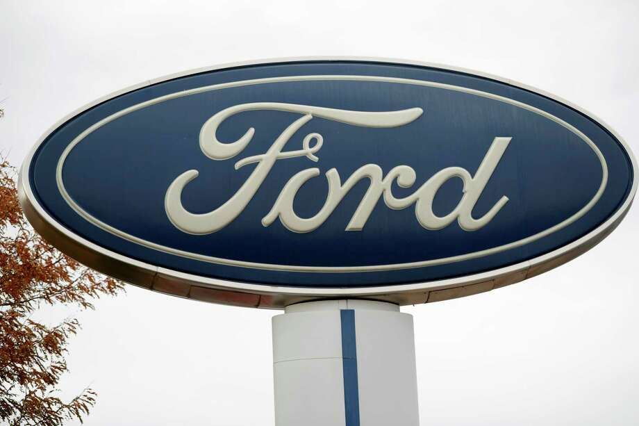Ford is recalling over 240,000 SUVs and cars worldwide because a suspension part can fracture and increase the risk of a crash. (AP Photo/David Zalubowski, File) / Copyright 2019 The Associated Press. All rights reserved.