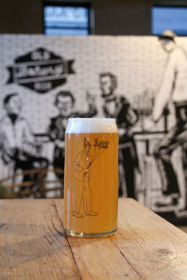 In honor of Robert Wadlow's 102nd birthday on Feb. 22, The Old Bakery Beer Co. at 400 Landmarks Blvd., Alton, is throwing a party in his honor complete with special glassware.