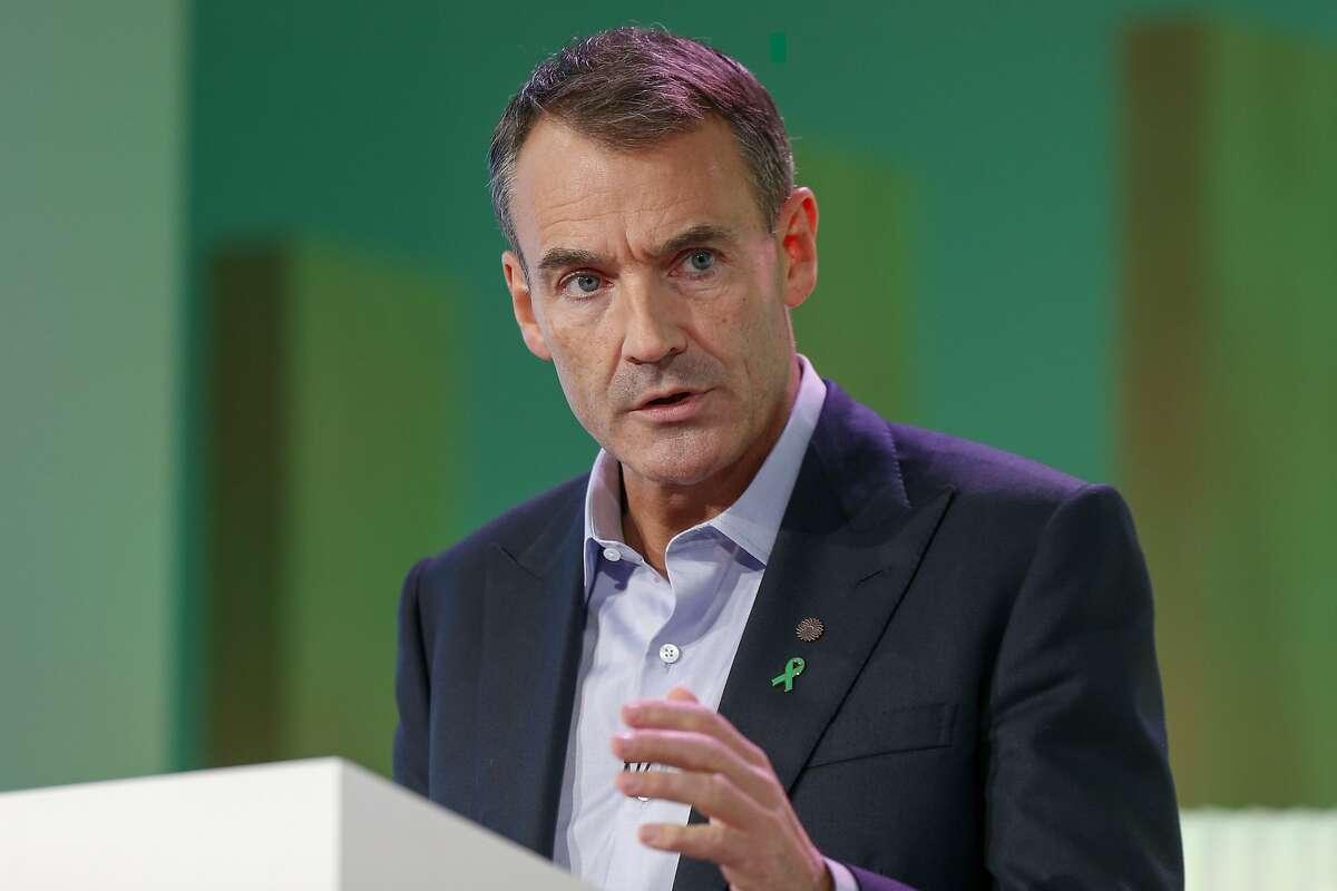 Bernard Looney, chief executive officer of BP