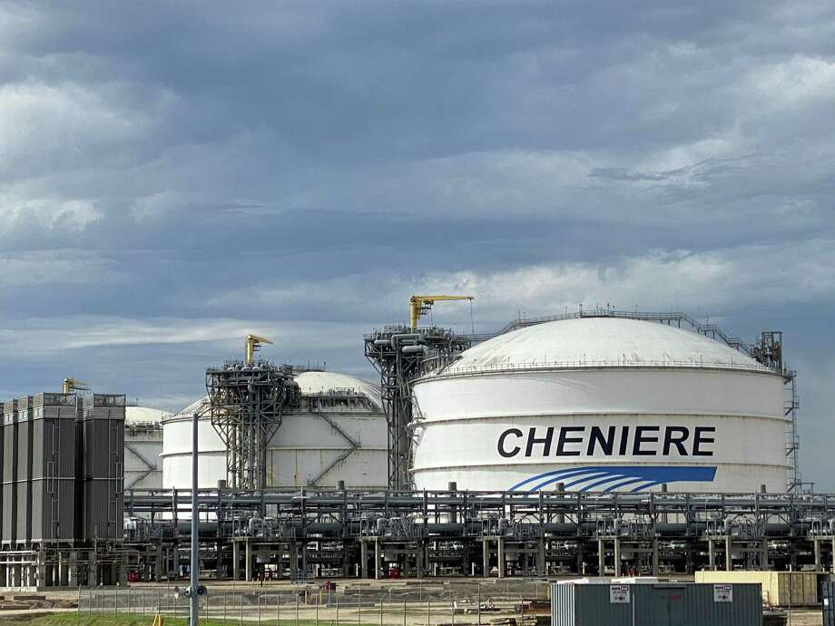 The Houston Chronicle got a peek aboard life on the Methane Lydon Volney. The Bermuda-flagged liquefied natural gas tanker was docked at Cheniere Energy's Sabine Pass LNG export terminal on Tuesday, January 28, 2020. Photo: Sergio Chapa / Houston Chronicle
