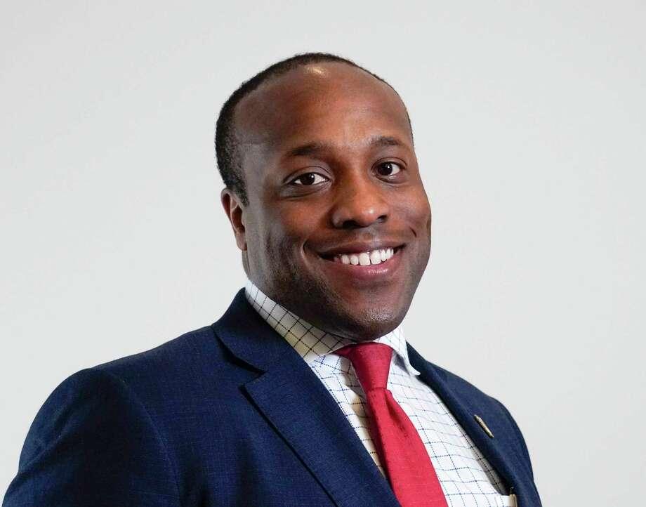 Wesley Hunt, candidate for US Rep 7 (R). Photo: Jill Karnicki, Houston Chronicle / Staff Photographer / Houston Chronicle