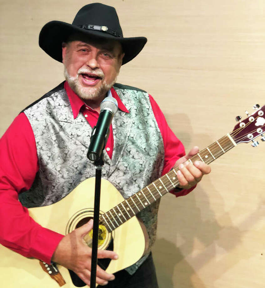 "Alton Little Theater's Kevin Frakes will perform Friday, Feb. 21, through Sunday, Feb. 23, in the ""Kenny Rogers & Company"" tribute at the Alton Little Theater Showcase. Frakes wrote and produced the show. Photo: Submitted Photo
