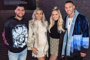 Astros pitcher Lance McCullers and his wife Kara took a trip to New York with teammate Carlos Correa and his wife Daniella this offseason.