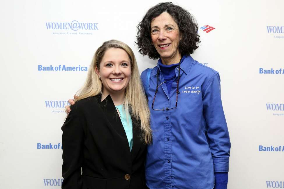 Were you Seen at the Women@Work Breakfast on Feb. 12, 2020,  at the Hearst Media Center in Colonie? Women@Work Senior Editor Sara Tracey interviewed guest Nicole Snow, founder and CEO of Darn Good Yarn based in Halfmoon, N.Y. Not a member of Women@Work yet? Join at https://womenatworkny.com/