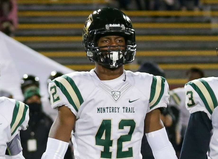 Marcus Jones, Monterey Trail, Football Photo: SportStars Magazine / (c) 2019 Dave Gershon Photographer. All rights reserved