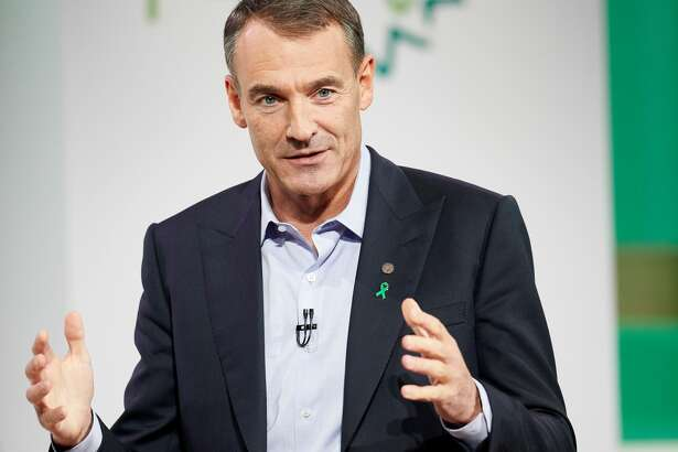 BP's new CEO Bernard Looney has set a goal to reduce greenhouse gas emissions and become a net-zero carbon company by 2050.