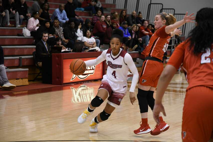 Rider senior guard Stella Johnson had only one Division I scholarship offer coming out of high school. (Rider athletics)