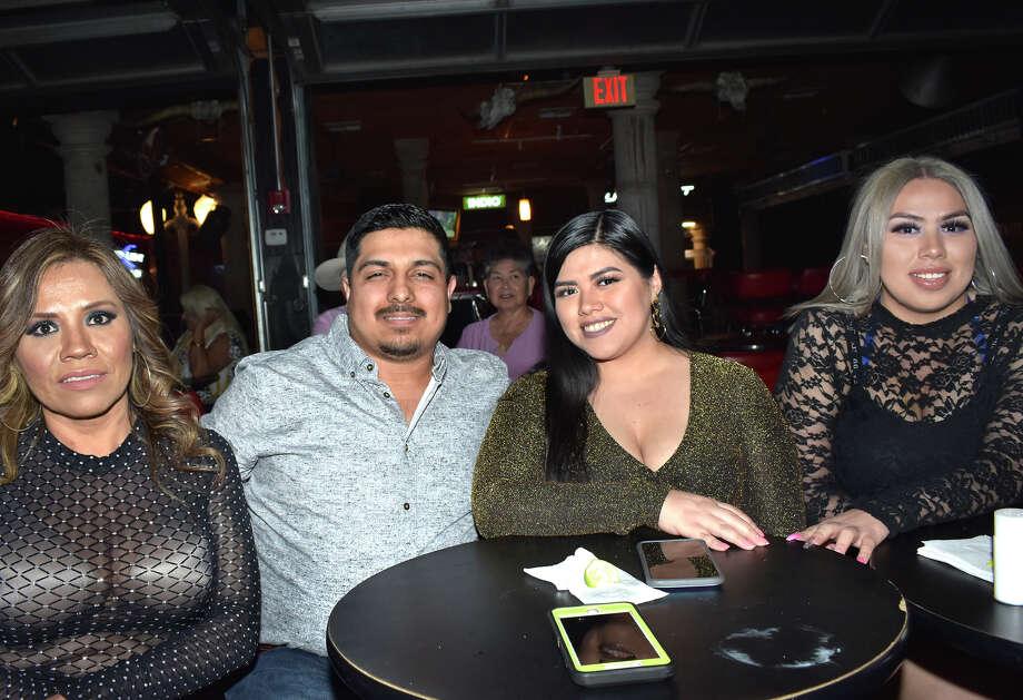 Laredoansenjoyed the music of Los Traileros del Norte atSilverado'sNight Club. Photo: Diana Garro/Laredo Moring Times