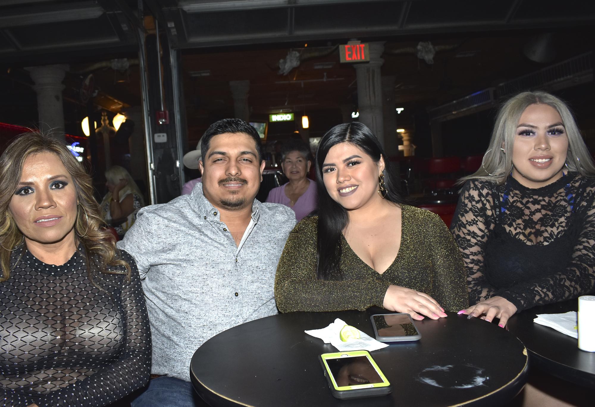 Photos: Silverado's night club hosts Los Traileros del Norte