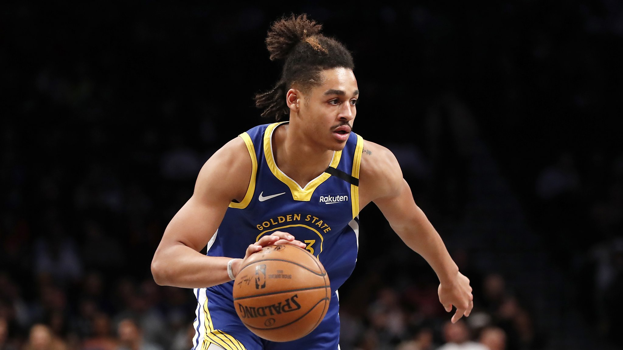 Warriors experimenting with Jordan Poole at starting point guard