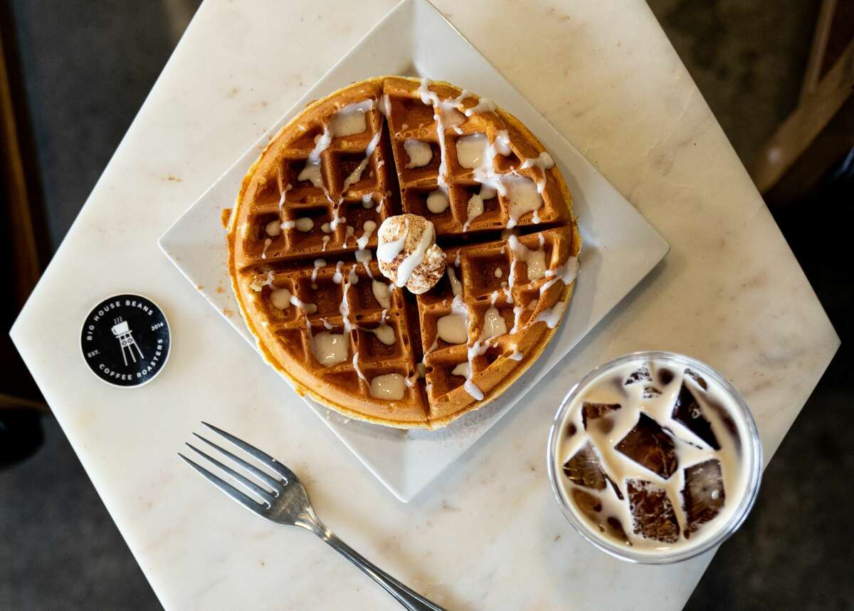 Brentwood-based Big House Beans, a cafe with a mission to hire people with barriers to employment, is opening new locations in Oakland and Walnut Creek. Pictured: the new Oakland locationat 4770 Telegraph Ave.