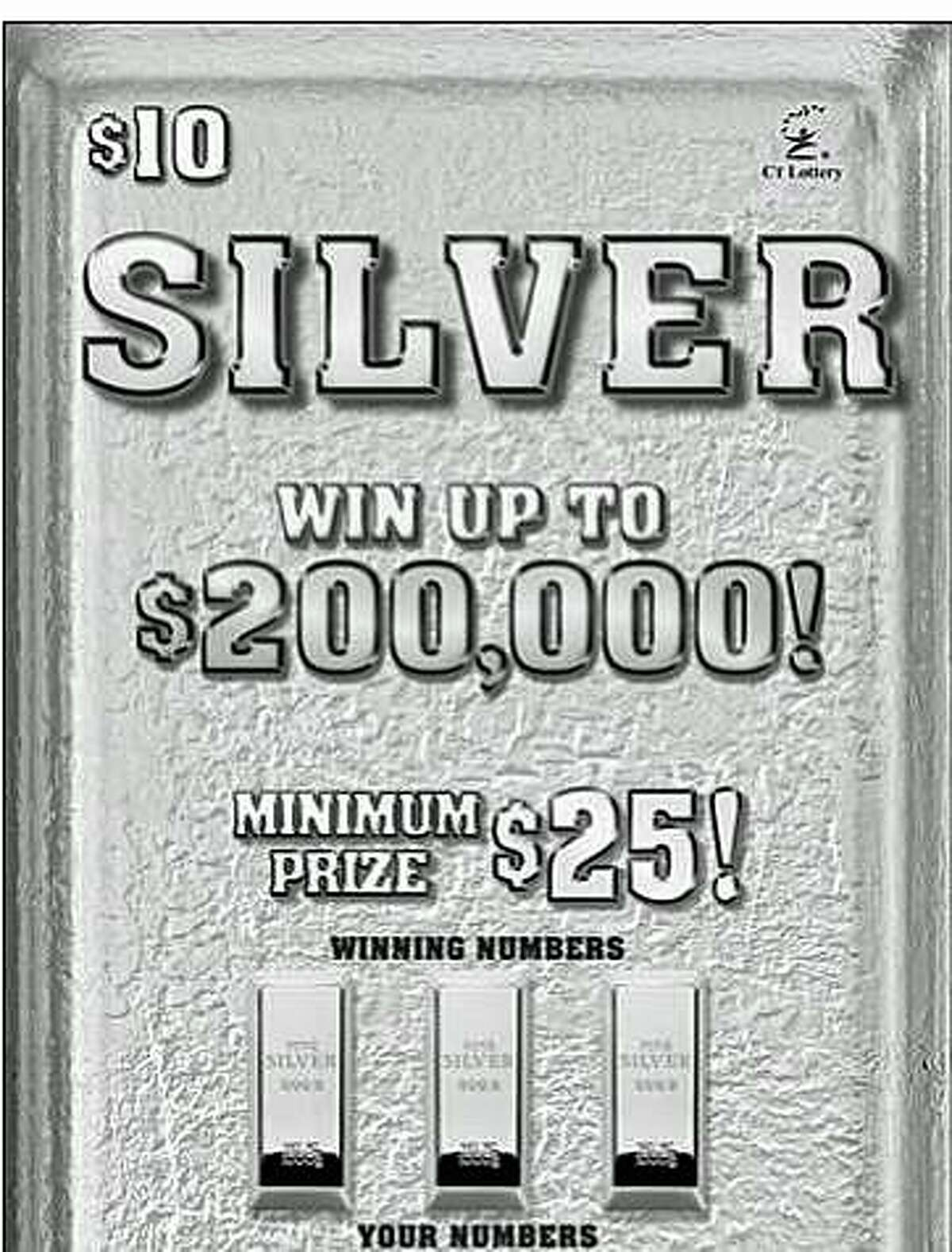 A Stamford woman, who bought a lottery ticket at Stop & Shop ended up winning $200,000.