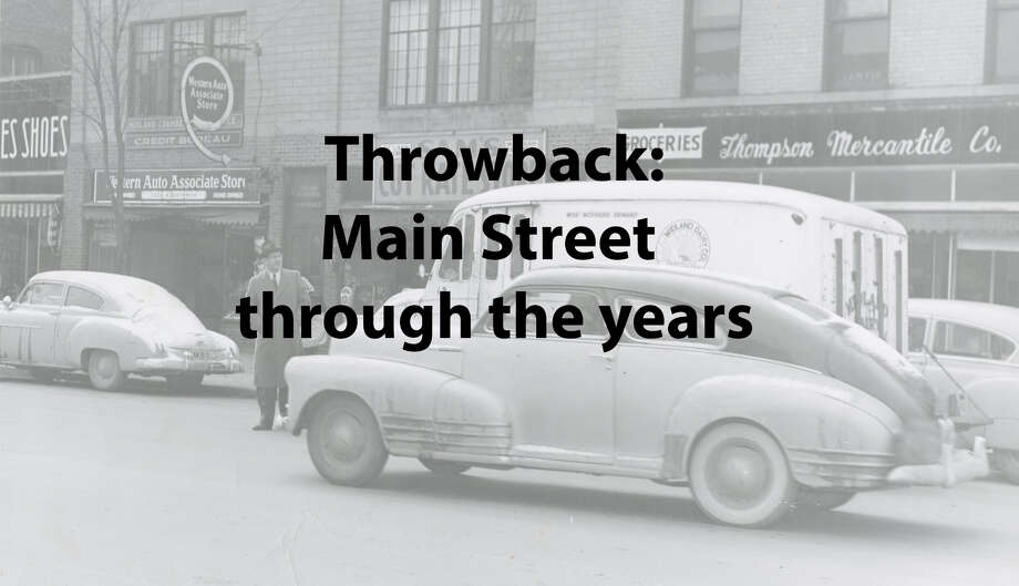 For a fun look at how Main Street and downtown Midland looked years ago, check out this photo gallery. Photo: Midland Daily News