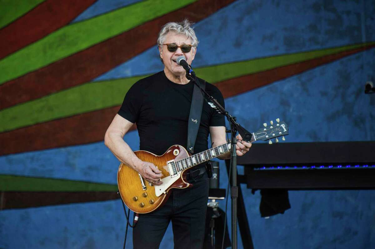 Steve Miller performs in New Orleans earlier this year.