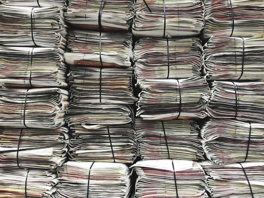 Stacks of newspapers. Photo: Robert Kneschke / EyeEm/Getty Images/EyeEm