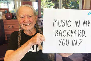 """""""Is Willie Nelson's music always on your mind? Then you'll love this! You and a friend are going to meet Willie at his Texas ranch and go to Luck Reunion, the intimate music festival he hosts there each year."""""""