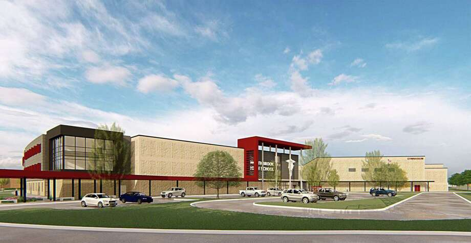 PBK, an architecture firm based in Houston, designed the expansion of Northbrook High School in Spring Branch Independent School District. The school will gain a classroom wing, interior and exterior upgrades, new roof and athletic site improvements. Photo: PBK / NewQuest Properties