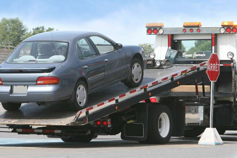 See from where in and around Houston the most cars were towed in 2019 >>> Photo: Bouillante/Getty Images