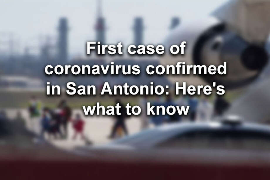 A patient under quarantine at Joint Base San Antonio-Lackland has been diagnosed with novel coronavirus, according to the Centers for Disease Control. Here's what you need to know. Photo: File Photo