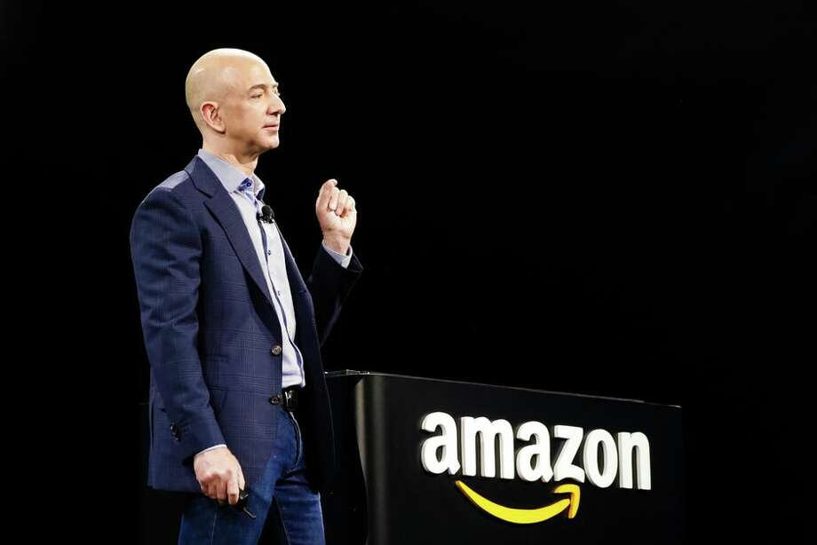 Amazon's Jeff Bezos is one of the richest people in the world. Photo: James Martin/CNET