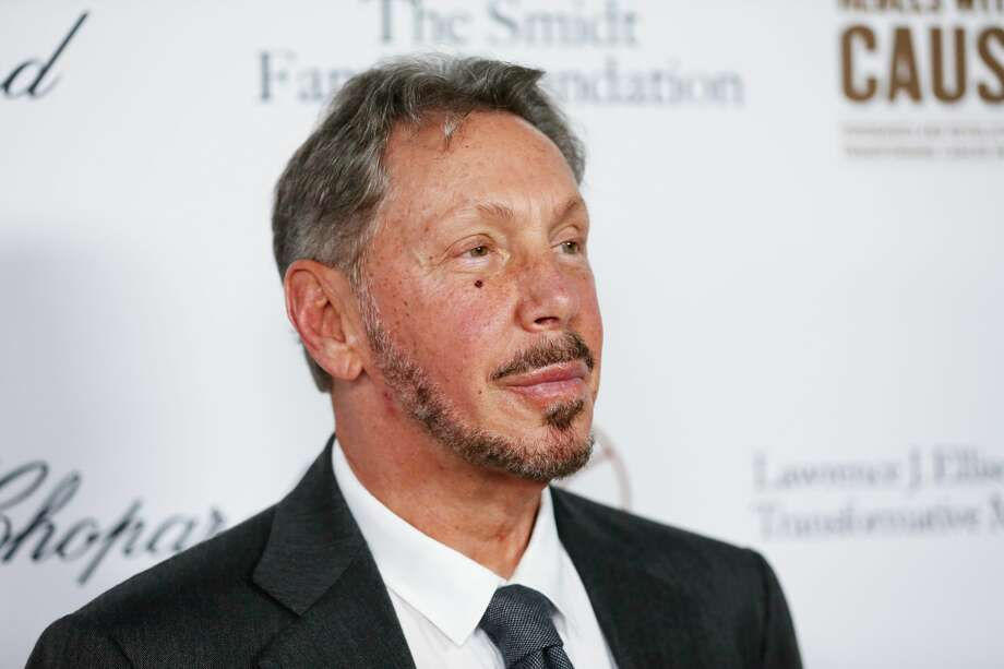 Larry Ellison attends the Rebels With A Cause Gala 2019 at Lawrence J Ellison Institute for Transformative Medicine of USC on October 24, 2019 in Los Angeles, California. Photo: Phillip Faraone/Getty Images