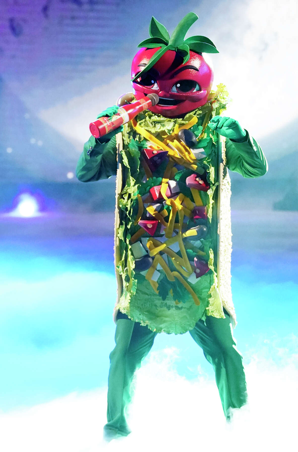 The Masked Singer has been a hit for FOX and features celebrities in disguise singing for votes.