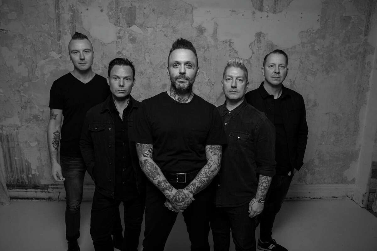 Blue October performs Saturday, Feb. 15 at 6 p.m. in downtown Galveston's Saengerfest Park