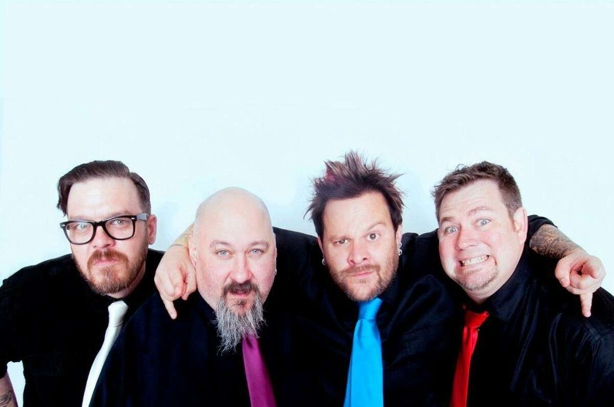 Bowling for Soup performs Friday, February 21st at 10:30 pm on the Corona Stage.
