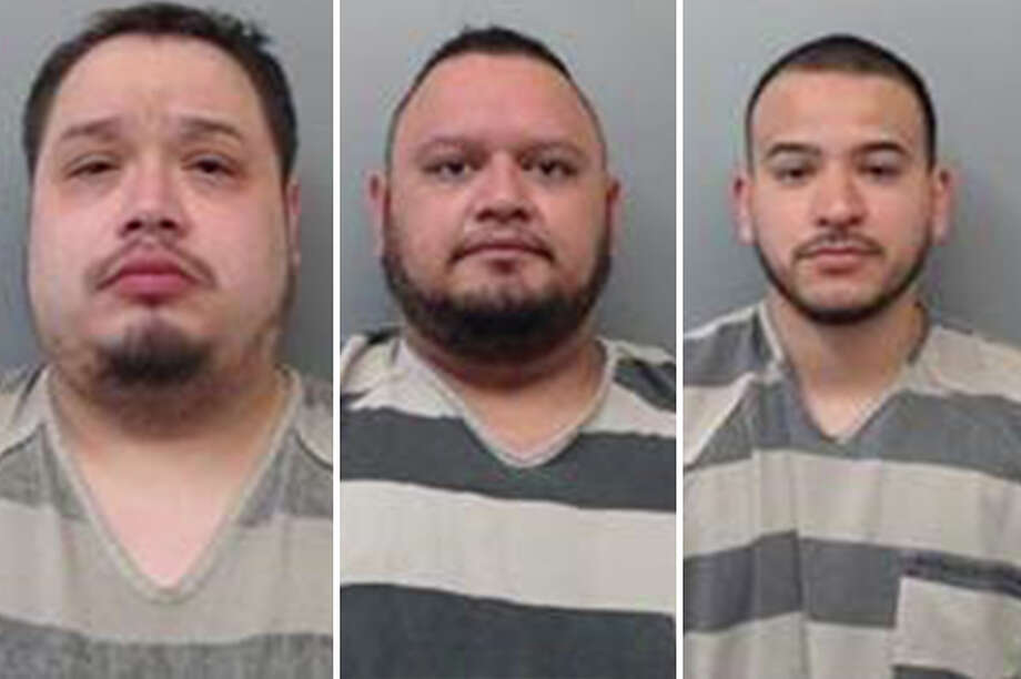 The Webb County Sheriff's Office arrested three suspected street-level dealers in unrelated incidents. Photo: Courtesy
