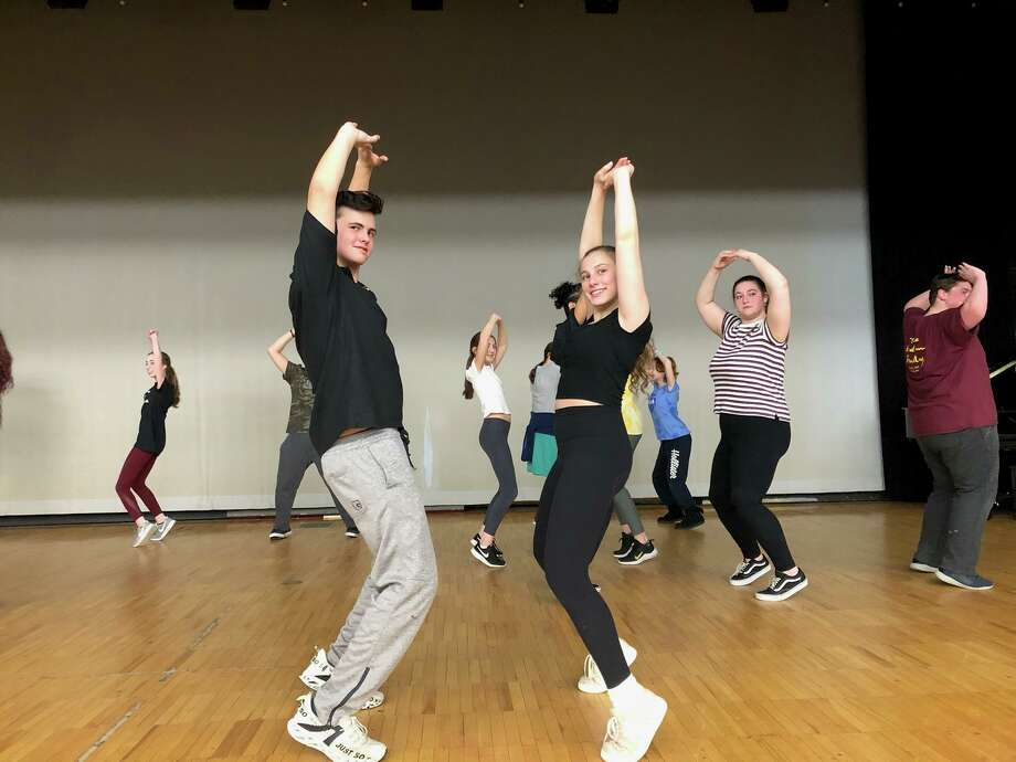 Jonathan Law High School Drama Club will be performing Footloose the Musical onFriday, March 27, at 7 p.m. and Saturday, March 28, at 2 and 7 p.m. Photo: Contributed Photo