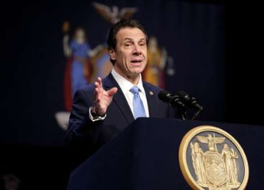 Gov. Andrew Cuomo is pushing for voters to approve a $3 billion environmental bond issue this spring.