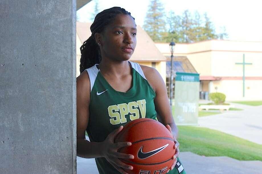 Tameiya Sadler, St. Patrick-St. Vincent Photo: SportStars Magazine