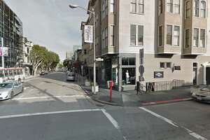 A fire broke out in a PG&E vault at Hayes and Laguna in San Francisco on Feb. 12, 2020.
